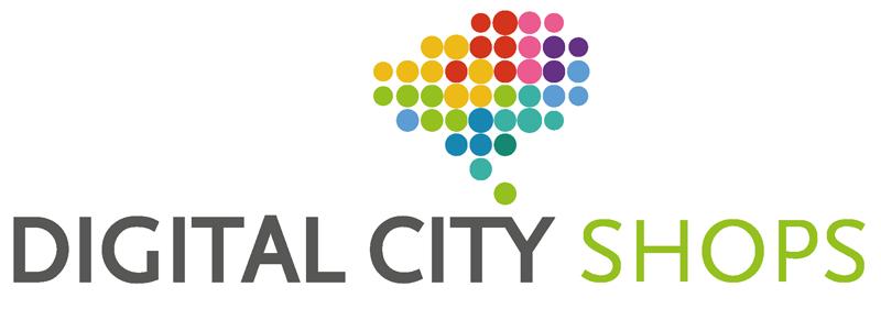 DigitalCity Shops Logo